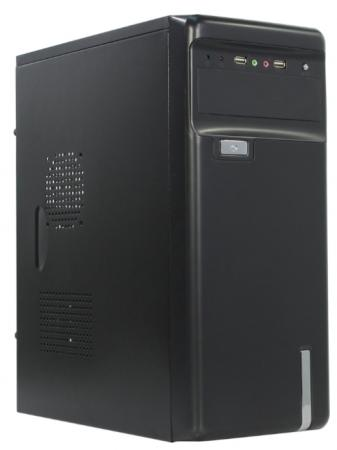 Корпус ATX Exegate AA-323 500 Вт чёрный EX261501RUS цена