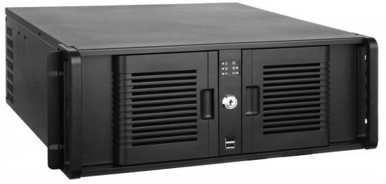 Серверный корпус 4U Exegate Pro 4U4132 700 Вт чёрный EX244605RUS серверный корпус 4u exegate pro 4u4020s 700 вт чёрный ex244604rus