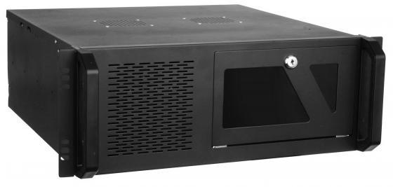 Серверный корпус 4U Exegate Pro 4U4021S 700 Вт чёрный EX244607RUS серверный корпус 4u exegate pro 4u4020s 700 вт чёрный ex244604rus