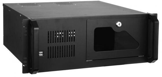 Серверный корпус 4U Exegate Pro 4U4020S 800 Вт чёрный серверный корпус 4u exegate pro 4u4020s 700 вт чёрный ex244604rus