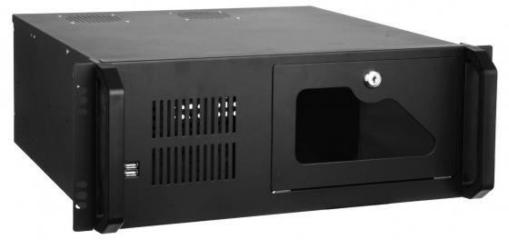Серверный корпус 4U Exegate Pro 4U4020S Без БП чёрный EX254717RUS корпус серверный