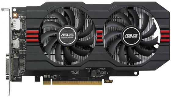 Видеокарта 2048Mb ASUS RX 560 PCI-E DVI HDMI DP HDCP RX560-O2G Retail видеокарта 2048mb powercolor hd5450 pci e dvi hdmi ax5450 2gbk3 shv7e retail