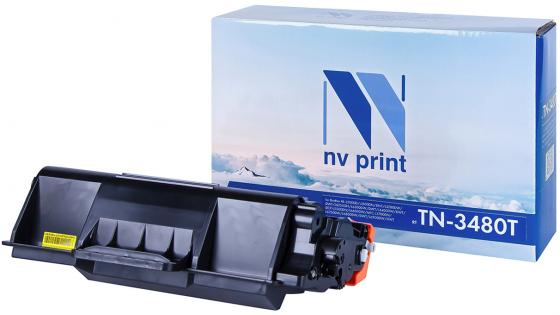 Картридж NV-Print TN-3480T для Brother HL-L5000D/5100DN/5200DW/L6250/L6300/L6400/DCP-L5500D/MFC-L5700DN lvsun universal dc & car camera battery charger for lp e12 battery for canon eos m eos 100d kiss x7 rebel sl1 lpe12 camera page 3