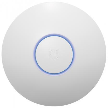 Купить Точка доступа Ubiquiti UniFi AP AC HD 802.11aс 2533Mbps 5 ГГц 2.4 ГГц 2xLAN USB белый UAP-AC-HD-EU