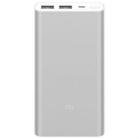 Портативное зарядное устройство Xiaomi Mi Power Bank 2 slim 10000mAh серебристый diane twachtman cullen the iep from a to z how to create meaningful and measurable goals and objectives