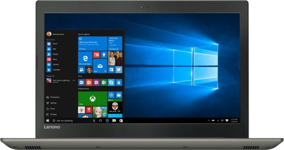 Ноутбук Lenovo IdeaPad 520-15IKB 15.6 1920x1080 Intel Core i7-7500U 1 Tb 128 Gb 12Gb nVidia GeForce GT 940MX 2048 Мб серый Windows 10 Home 80YL001RRK ноутбук lenovo ideapad 720 15ikb 15 6 1920x1080 intel core i5 7200u 1 tb 128 gb 6gb radeon rx 560m 4096 мб серый windows 10 home