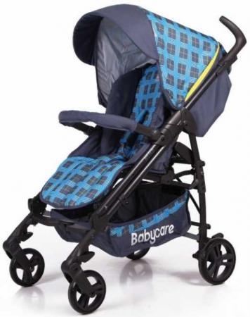Коляска-трость Baby Care GT4 (blue 17) baby care коляска трость vento baby care светло серый оранжевый