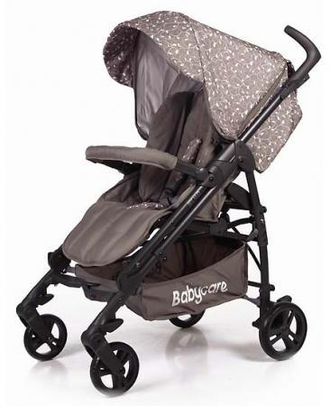 Коляска-трость Baby Care GT4 (grey 17) прогулочная коляска baby care voyager grey 17