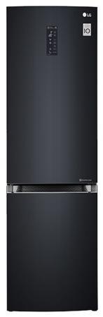 Холодильник LG GA-B499TGLB черный