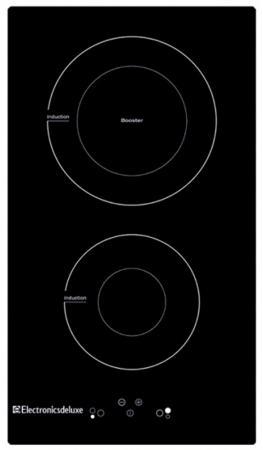 Варочная панель электрическая Electronicsdeluxe 3002.10 эви черный варочная панель electronicsdeluxe 595204 01 эви индукционная независимая черный