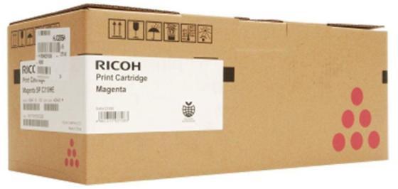 Фото - Картридж Ricoh SP C352E для Ricoh SP C352DN пурпурный 6000стр комплект фотобарабанов ricoh sp c840 408035