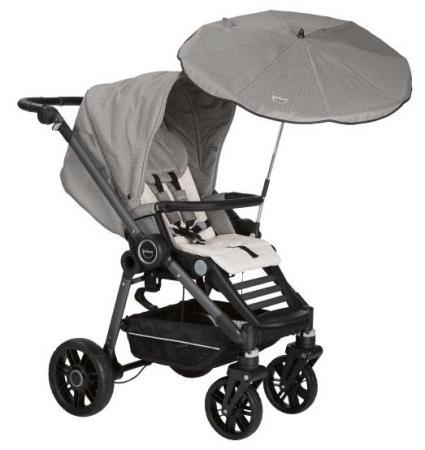 Зонтик от солнца на коляску Teutonia (6145/pebbe) матрасик в коляску матрас teutonia seat cover цвет 6060