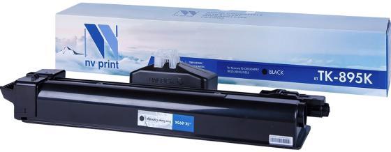 Фото - Картридж NV-Print TK-895K для Kyocera FS-C8020MFP | C8025MFP | C8520MFP | C8525MFP 12000стр Черный картридж nv print tk 170 tk 170 tk 170 для для kyocera fs 1320d fs 1320dn fs 1370dn ecosys p2135d p2135dn 7200стр черный