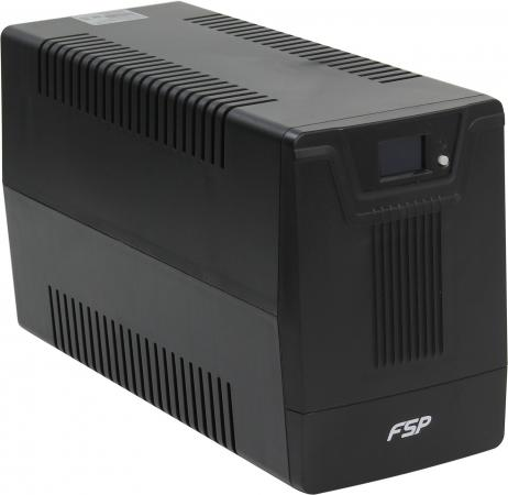 ИБП FSP DPV 2000 2000VA PPF12A1300 ибп fsp dpv 2000 2000va 1200w lcd display 4 euro
