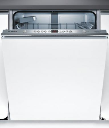 Посудомоечная машина Bosch SMV45IX00R белый bosch smv45ix00r