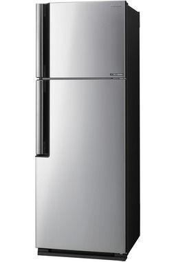 Холодильник Sharp SJ-XE39PMSL серебристый двухкамерный холодильник sharp sj xe 35 pmsl
