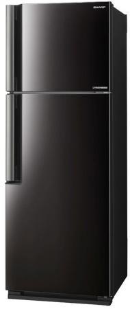 Холодильник Sharp SJ-XE39PMBK черный sharp sj b132zrwh