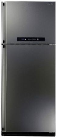 Холодильник Sharp SJ-PC58AST серебристый sharp r 8772nsl