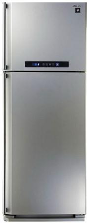 Холодильник Sharp SJ-PC58ASL серебристый