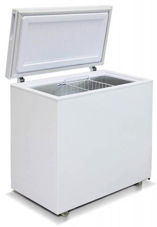 Морозильный ларь Бирюса 210VK белый морозильный ларь haier hce 429 r