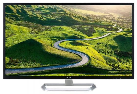 Монитор 32 Acer EB321HQUAWIDP черный белый IPS 2560x1440 300 cd/m^2 4 ms DVI HDMI DisplayPort UM.JE1EE.A01