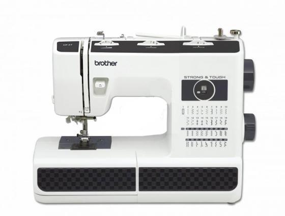 Швейная машина Brother HF27 белый/черный цена и фото