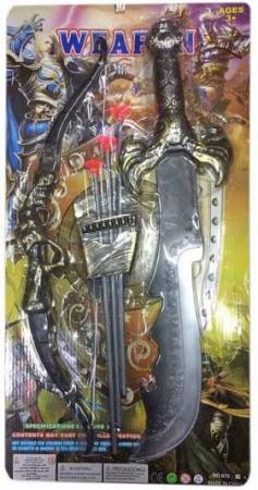 Набор оружия Shantou Gepai Рыцарь 5 предметов