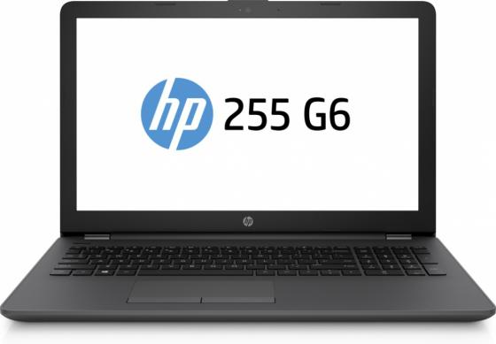 Ноутбук HP 255 G6 15.6 1366x768 AMD E-E2-9000e 500Gb 4Gb AMD Radeon R2 черный DOS 1WY47EA ноутбук hp 15 ba006ur x0m79ea amd e2 7110 4gb 500gb 15 6 dos black