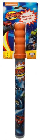 Мыльные пузыри Росмэн Волшебная палочка - Вспыш 200 мл разноцветный мыльные пузыри смурфики мыльные пузыри волшебная палочка 120 мл