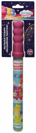 Мыльные пузыри Росмэн Волшебная палочка - Заботливые мишки 200 мл разноцветный 32650 аккумулятор zip для samsung galaxy s4 mini gt i9190 gt i9192 gt i9195 367210