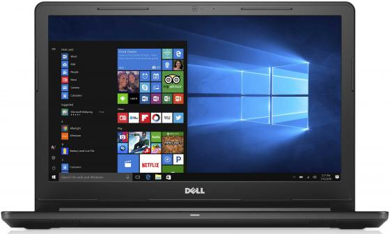 Ноутбук DELL Vostro 3568 15.6 1366x768 Intel Pentium-4415U 1 Tb 4Gb Intel HD Graphics 610 черный Windows 10 Home 3568-0238 ноутбук dell vostro 3568 3568 9385 3568 9385