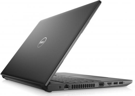 "Ноутбук DELL Vostro 3568 15.6"" 1366x768 Intel Pentium-4415U 1 Tb 4Gb Intel HD Graphics 610 черный Windows 10 Home 3568-0238"