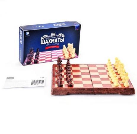 Настольная игра шахматы Shantou Gepai 6921710916853 настольная игра shantou gepai аэрофутбол 5016