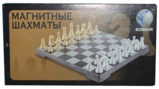 Настольная игра шахматы Shantou Gepai Шахматы настольные, магнитные настольные игры играем вместе магнитные шахматы 3 в 1 g049 h37005r