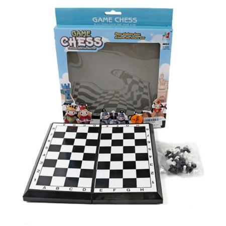 Настольная игра шахматы Shantou Gepai 6927714246736 игры для малышей shantou gepai настольная игра мышиная охота