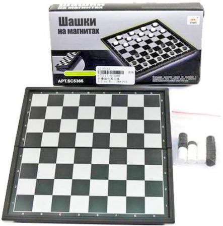 Настольная игра шашки Shantou Gepai SC5366 стоимость