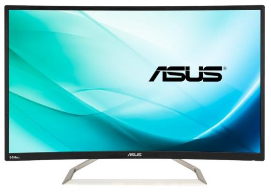 "Монитор 32"" ASUS VA326H черный VA 1920x1080 300 cd/m^2 4 ms DVI HDMI VGA Аудио 90LM02Z1-B01170 монитор жк asus va326h 31 5"