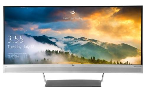 Монитор 34 HP EliteDisplay S340c черный VA 3440x1440 300 cd/m^2 6 ms HDMI DisplayPort Аудио USB монитор hp 34 z34c k1u77a4