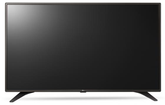 Телевизор 55 LG 55LV340C черный 1920x1080 60 Гц USB RJ-45 телевизор 32 lg 32lj500v черный 1920x1080 50 гц usb