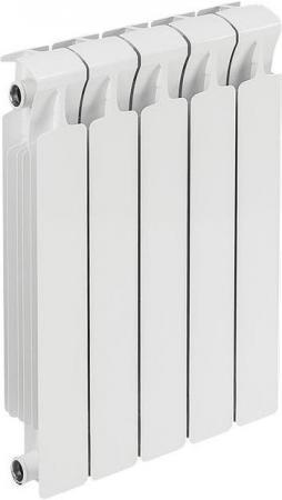 Биметаллический радиатор Rifar Monolit 500 5 секций 980Вт