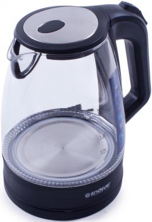 Чайник ENDEVER Skyline KR-326G 2200 Вт чёрный 1.8 л стекло стоимость