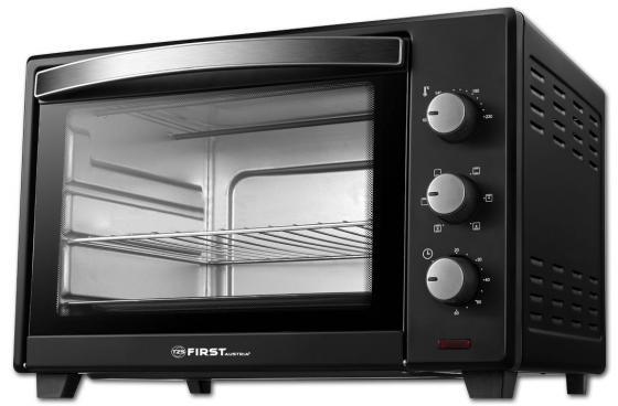 Мини-печь First 5044-1 чёрный печь отопительная аот 5 1