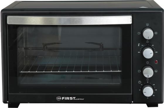 Мини-печь First 5046-1 чёрный печь отопительная аот 5 1