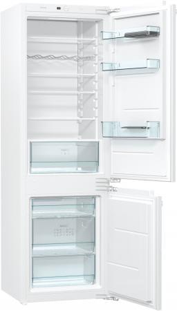 лучшая цена Холодильник Gorenje NRKI2181E1 белый
