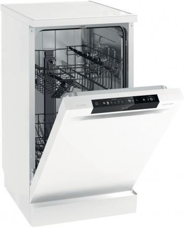 лучшая цена Посудомоечная машина Gorenje GS53110W белый