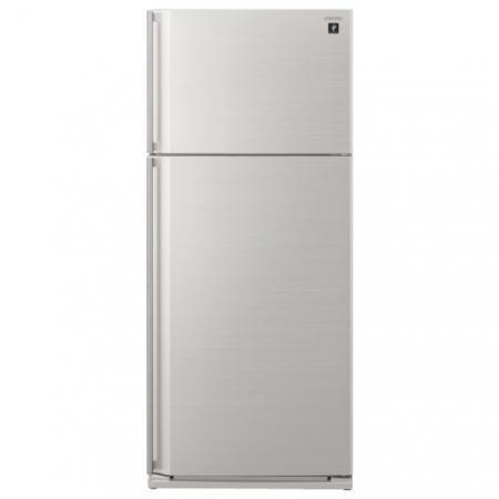 Холодильник Sharp SJXE55PMWH белый холодильник sharp sj gf60ar