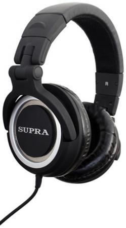 Наушники Supra CM-01 черный наушники supra ca 01