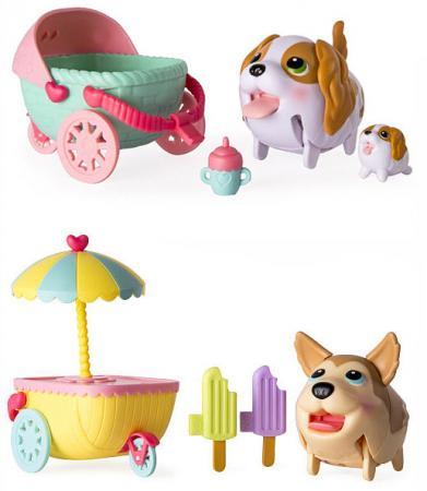 Игровой набор Spin Master Chubby Puppies «Транспорт» в ассортименте spin master большой автомобиль спасателей погрузчик рокки щенячий патруль