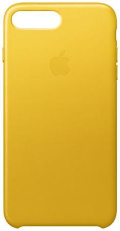 Чехол Apple MQ5J2ZM/A для iPhone 7 Plus желтый