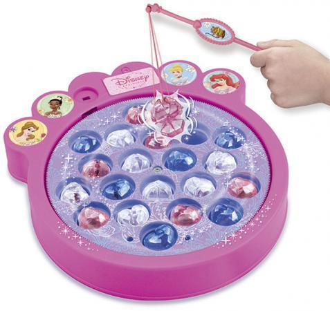 Настольная игра спортивная SPIN MASTER «Поймай драгоценный камни» Принцессы Диснея spin master 6033079 настольная игра с кубиком и фишками disney холодное сердце